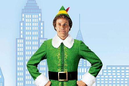 Christmas favourite Elf will be part of the new immersive cinema experience in Mansfield.