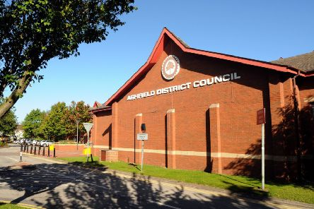 NMAC10-2465-2''Kirkby Ashfield District Council Offices