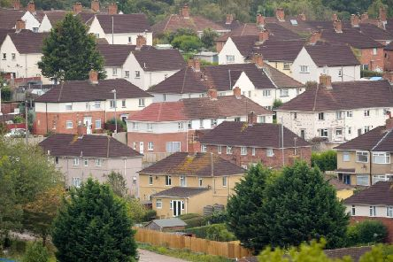 Council house sales are up in Ashfield but down in Mansfield