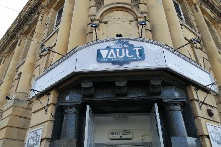 The Vault, on Market Place.