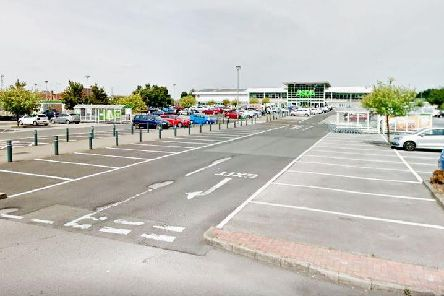 It is planned on part of the Asda car park in Old Mill Lane, Forest Town,Mansfield.