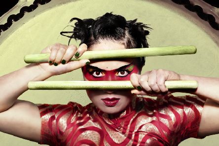 Mugenkyo Taiko Drummers set to hit the stage at Mansfield Palace Theatre