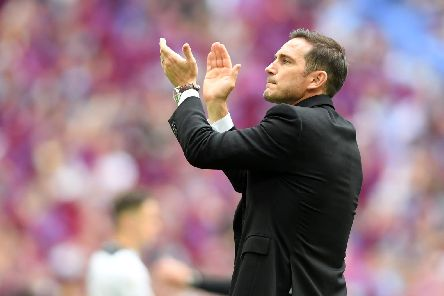 Speculation is intense linking Frank Lampard to Chelsea.