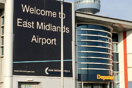 East Midlands Airport has announced a U-turn over controversial drop-off parking fees. Photo: SWNS.