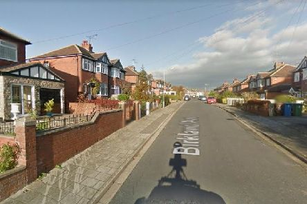 Birkland Avenue, where the girl was approached.