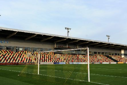 Newport will host Mansfield Town this afternoon.