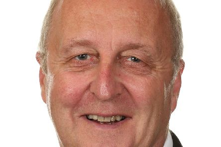 Coun John Cottee, chairman of the communities and place committee at Nottinghamshire County Council