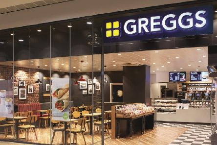 Greggs is set to open near  A38 junction.