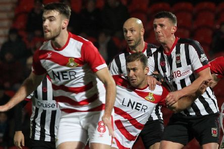 Chorley took Doncaster Rovers to a replay last season in the FA Cup