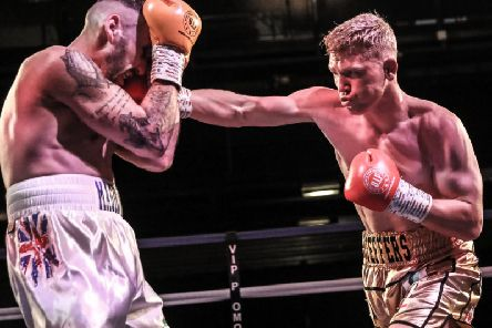 Mark Jeffers will be hoping to move to 10-0 in March. Picture: Karen Priestley
