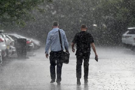 Met Office issues yellow weather warning for heavy rain and strong winds across the North West on Friday