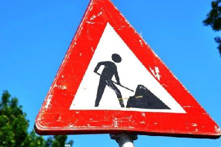 Roadworks are due to take place on the M61, between Chorley and Bamber Bridge, for three weeks from August 27