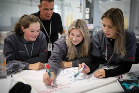 BAE Systems provides great careers for young people