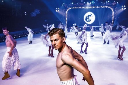 Hot Ice returns to the Blackpool Pleasure Beach Arena in 2020 with brand new show Euphoria
