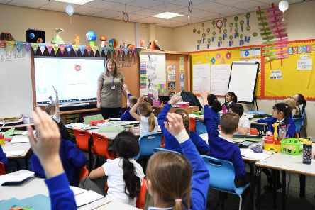 The deadline for applying for a primary school place in Lancashire online is Wednesday, January 15