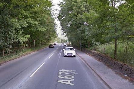 Accrington Road in Whalley is set to benefit from the repairs