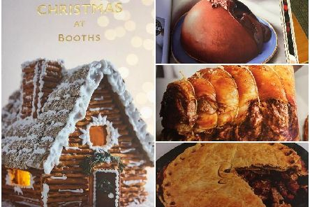 Booths Christmas Book is out today!
