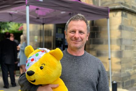 Mark Millar, build manager for BBC One TV show DIY SOS, is looking for volunteer tradespeople from Burnley, Pendle and the Ribble Valley.