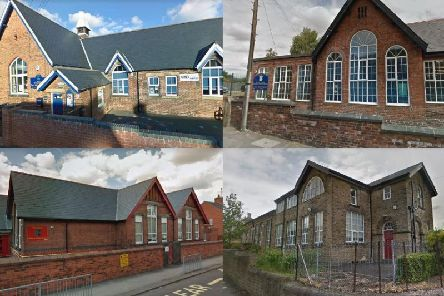 The primary schools in Chesterfield where teachers took the most days off sick have been revealed in new Government figures