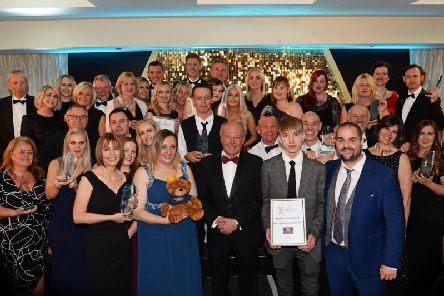 The night was full of celebrations as winners were recognised from 15 categories.