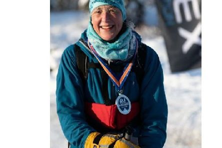 Marianne from Derbyshire is world's first woman to win the Montane Yukon Arctic Ultra