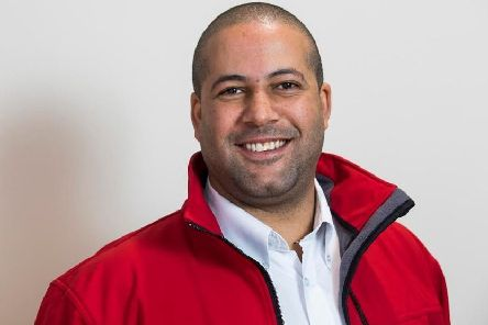 Lou Rodrigues will be heading up the Chesterfield team as site manager.