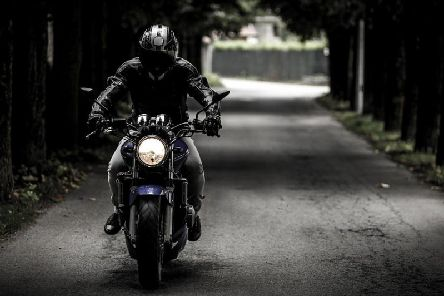 There were 11 fatal collisions involving motorcycles last year.