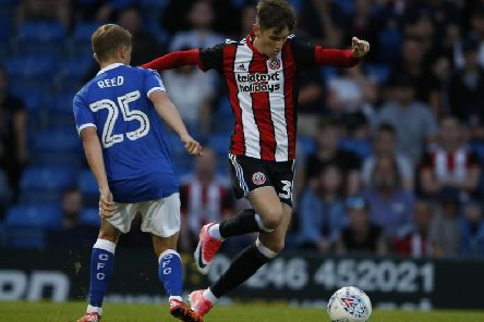 Chesterfield will once again host Sheffield United, who visited in 2017 for a pre-season friendly (Pic: Simon Bellis)