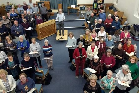 Bakewell Choral Society.