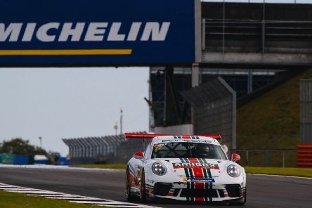 A disappointing weekend for Chesterfield driver Seb Perez.