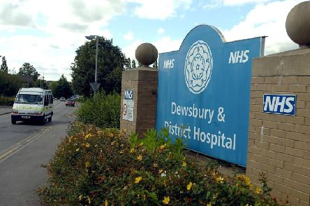 Concerns about staffing at the hospital's A&E department were raised by Batley West councillor Yusra Hussain.