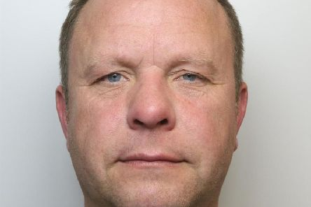 Craig Terry from Mirfield has been jailed