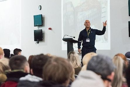 Doncaster College hosted a week-long experience for students to develop their understanding of Prevent, Radicalisation, online grooming and safer relationships.