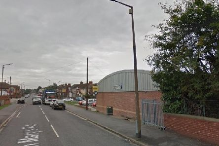 Queen Mary's Rd, Rossington
