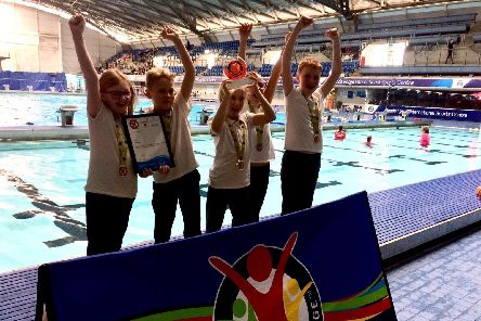 Doncaster students making waves