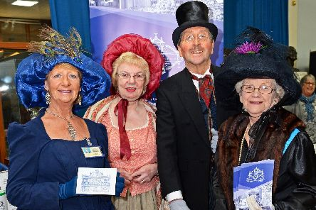 Friends of the Grand Theatre at the festival in 2018