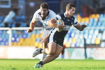 New Knights signing Pete Lucock
