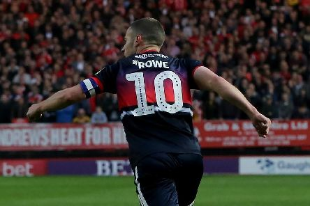 Tommy Rowe has been offered a new contract by Rovers