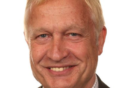 Coun Tony Harper, chairman of the adult social care and health committee at Nottinghamshire County Council.