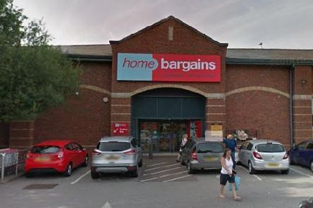 Home Bargains, Worksop