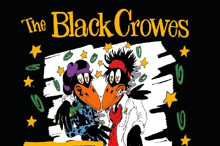 The Black Crowes poster image