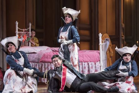 Latest visit to Nottingham by Opera North proves a memorable experience