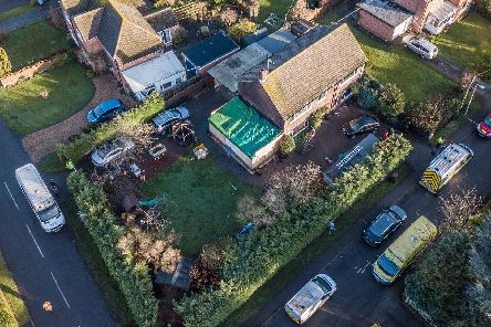 the Collingham house fire tragedy.