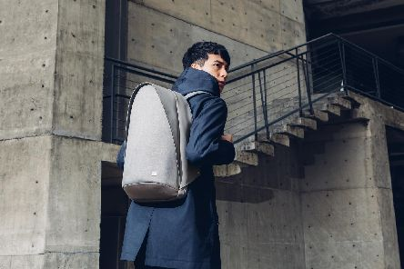 The Moshi Tego Backpack.