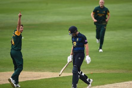 James Pattinson picked up injuries during a tough time at Notts.