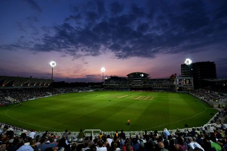 Trent Bridge. Pic by Getty Images.