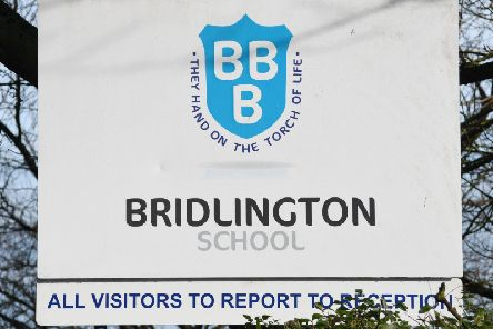 "Pupils at Bridlington School were set homework asking them to ""imagine that you are a parent of one of the Manchester bombing victims."" Photo PA."