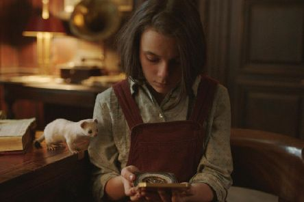 Dafne Keen is the star of a new adaptation of the His Dark Materials trilogy. Picture: BBC/Bad Wolf/HBO