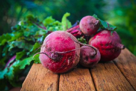 Beetroot. Photo from Pixabay
