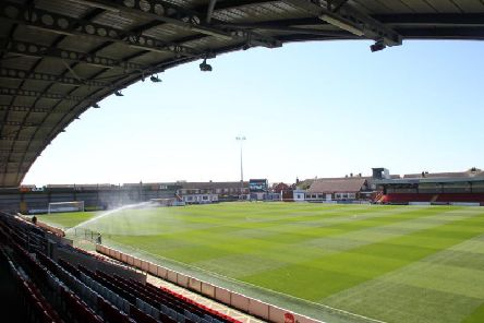 Around 50 Fleetwood and Blackpool fans fought in Memorial Park after the side met at Highbury Stadium in October 2018.